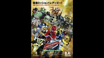 Tokumei Sentai Go-Busters the Movie: Protect the Tokyo Enetower! Trailer