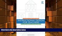 PDF  Instructional Design for Teachers: Improving Classroom Practice Full Book