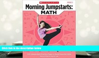 Audiobook  Morning Jumpstarts: Math (Grade 5): 100 Independent Practice Pages to Build Essential