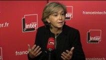 Valérie Pécresse répond aux questions de Léa Salamé