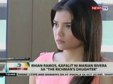 Rhian Ramos, kapalit ni Marian Rivera sa 'The Richman's Daughter'