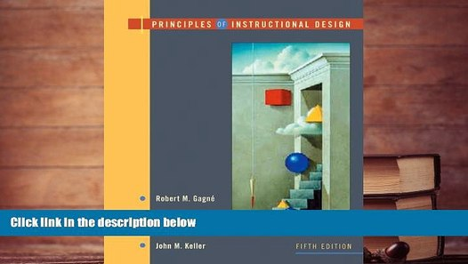 Pdf Download Principles Of Instructional Design Robert M Gagne Trial Ebook Video Dailymotion