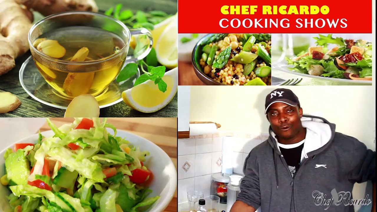 Healthy Summer Salad Recipe With Avocados Salad Jamaica Chef Salad