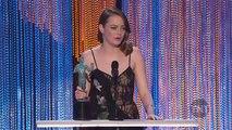 SAG Awards : Emma Stone à nouveau couronnée