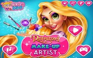 Rapunzel Make-up Artist - Disney Princess Makeup Game For Girls