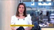 """Un carambolage sur l'A13, dans les Yvelines, fait au moins 65 blessés, dont 5 """"en urgence absolue"""""""