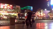 Poppin Outside - at the street of LAS VEGAS [Poppin Hyunjoon 팝핀현준]