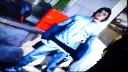 # Performance - street flashmob  [Poppin Hyunjoon 팝핀현준]