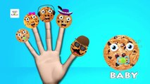 Finger Family Rhymes for Children | Finger Family Collection | Lollipop Cake Pop Ice Cream 3D Songs