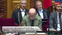 Le Sénat s'oppose à une collectivité unique de Corse - Les matins du Sénat (30/01/2017)