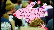 """Immigration : """"sit-in"""" géant anti-Trump à l'aéroport de San Francisco"""