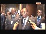 Malabo: Alassane Ouattara échnage avec la Présidente du Brésil, Dilma Rousseff