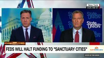 De Blasio: Drunk Driving, Grand Larceny Aren't Reasons To Hand Over Illegals To Feds