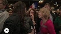 LNE : Les militants de  François Fillon s'en prennent aux médias