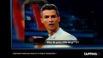 Cristiano Ronaldo sifflé, il insulte les supporters du Real Madrid