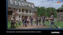"""""""The Walking Dead"""" : découvrez un nouvel extrait de la saison 7 (vidéo)"""