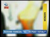 Roxana Vancea face lumina in privinta orientarii ei sexuale dar refuza sa vb despre Mihai Bendeac