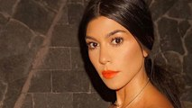 Kourtney Kardashian Goes Completely Naked for 'Late-Night Photo Shoot' in Costa Rica