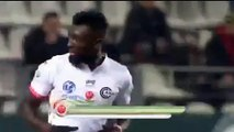 0-1 Grejohn Kyei Goal HD - Red Star 0-1 Reims 30.01.2017