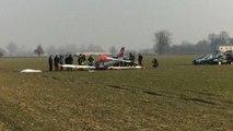 Incidente aereo a Cremona, precipita un ultraleggero: 2 i morti