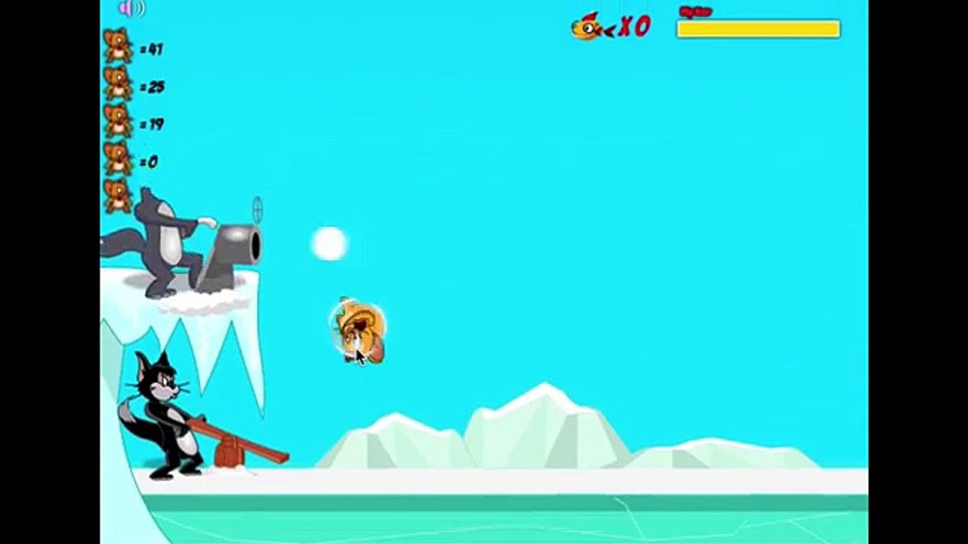Tom & Jerry | Iceball Flame | So Gaming Kids
