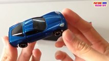 Tomica Chevrolet & Jada Toys Cars: Chevy Corvette Stingray | Kids Cars Toys Videos HD Collection