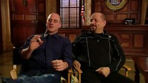 Law Order SVU Reparations Chris Meloni Ice T Interview