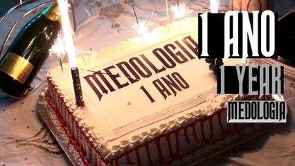 Medologia - 1 ANO (1 YEAR) SHORT HORROR FILM