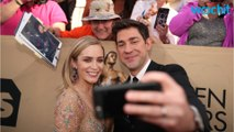Emily Blunt and John Krasinski Were the Best Couple at the SAG Awards