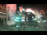 Hombre pierde la vida en accidente sobre la carretera San Miguel - Dolores a la altura de la Petaca