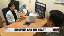 Insomnia patients have higher risk of dying from cardiovascular diseases