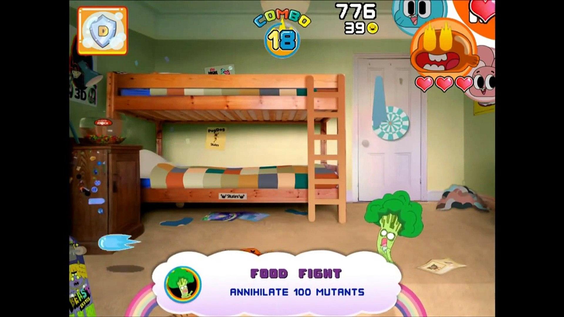Игра овощи-мутанты для Ipad, Iphone