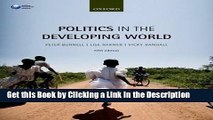 Download Book [PDF] Politics in the Developing World Epub Full