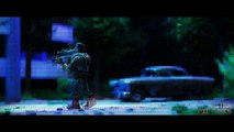 Zombie Apocalypse   Stop Motion   Escape from Chernobyl Zombies Trailer