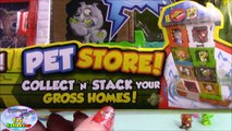 THE UGGLYS PET SHOP Pet Store Exclusive Monkey & Can Opening - Surprise Egg and Toy Collector SETC