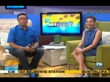 Camille Prats' son, Nathan, steals the spotlight | Unang Hirit