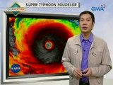 UH: Super Typhoon Soudelor, itinuturing na world's strongest tropical cyclone