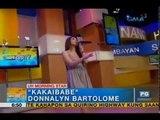 YouTube sensation Donnalyn Bartolome sings two of her singles in Unang Hirit | Unang Hirit