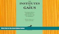 EBOOK ONLINE The Institutes of Gaius Gaius Trial Ebook