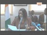 Liberté de la presse Le ministre de la communication a animé un point de presse