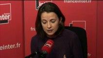 Anne Dauphine Julliand répond aux questions de Léa Salamé