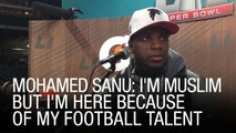 Mohamed Sanu: I'm Muslim But I'm Here Because Of My Football Talent