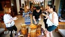 Private dining at Happy Ongpauco-Tiu's (Part 1)