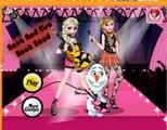 Permainan Elsa and Anna Rock Band-Play Elsa dan Anna Rock Band