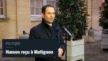 Benoît Hamon « satisfait» de son entretien avec Bernard Cazeneuve