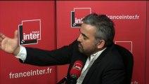 Alexis Corbière répond aux questions des auditeurs de France Inter