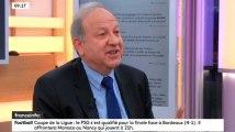 """Peut-on être de gauche et d'accord avec le FMI? La question qui fâche du HuffPost à cet """"économiste atterré"""" sur Franceinfo"""