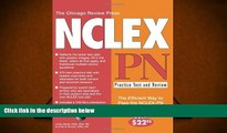 Audiobook  The Chicago Review Press NCLEX-PN Practice Test and Review (NCLEX Practice Test and