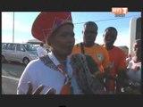 Football/CAN 2013: Accueil triomphal pour les Éléphants de Côte d'Ivoire en Afrique du Sud