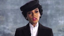 """Janelle Monáe Talks about the American Heroes of """"Hidden Figures"""""""